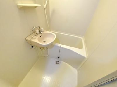 【浴室】レオパレスサンコートM