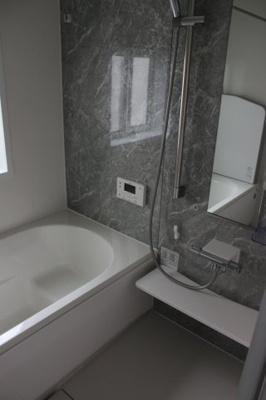【浴室】新築建売 グラファーレ花巻市石鳥谷町上口 1号棟