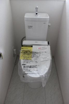 【トイレ】新築建売 グラファーレ花巻市石鳥谷町上口 1号棟