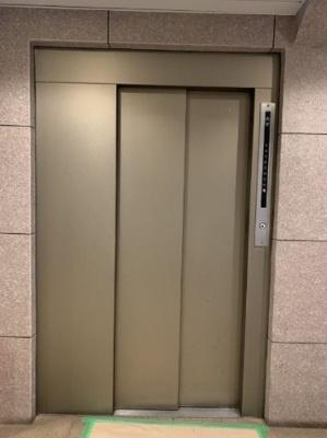 サンハイツ亀戸のメールボックスです。