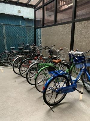 サンハイツ亀戸のエレベーターです。