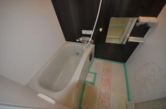 【浴室】ヴィラ北梅田
