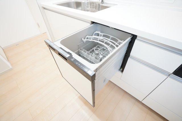 【同仕様施工例】ママにうれしい食洗機付!家事の時短になる主婦の味方です。