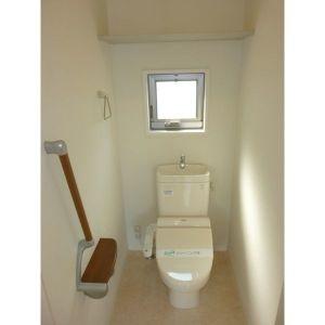 【トイレ】ペルソナ平和台