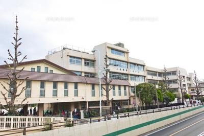 板橋区立上板橋第一中学校