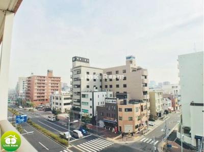 【バルコニー】KDX吾妻橋レジデンス