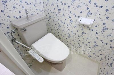 【トイレ】アルカサール豊中