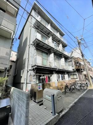 【外観】サクラハウス渋谷恵比寿アパート