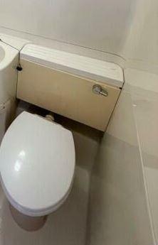 【トイレ】サクラハウス渋谷恵比寿アパート
