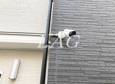 監視カメラです。