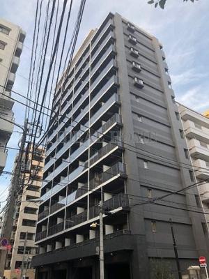【外観】ガーラ・プレシャス大森