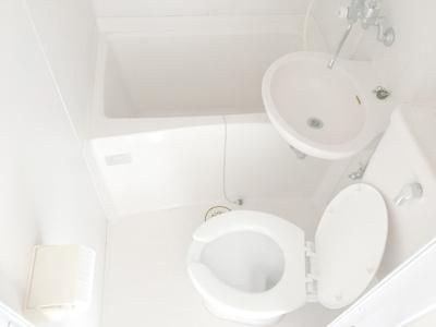 【トイレ】ベルピア坂戸第2