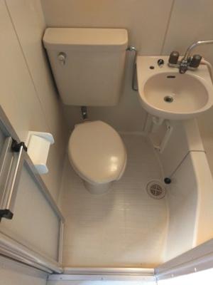 【トイレ】シティパレス鎌倉町