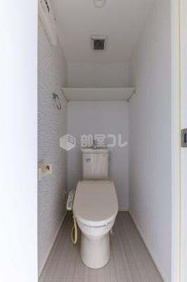 【トイレ】ハーモニーテラス上北沢