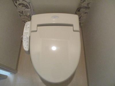 【トイレ】コーポエムプラス