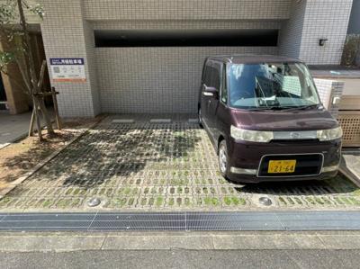 【駐車場】REBANGA難波南