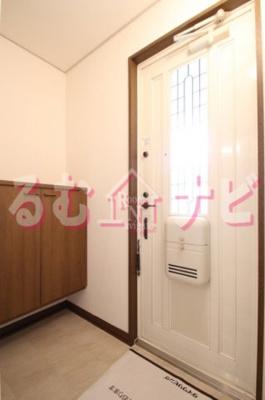【玄関】セジュールHEIWA