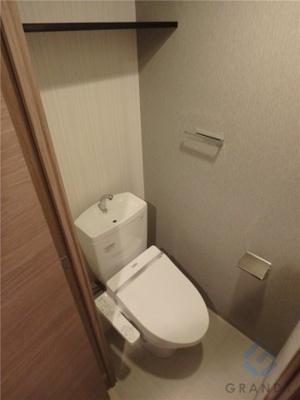【トイレ】サムティ阿波座BELSIA