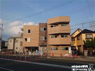 【外観】ネクステージ稲野町