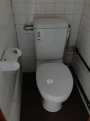 【トイレ】赤間アパート