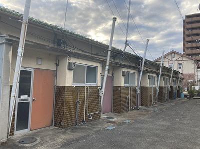 【外観】赤間アパート