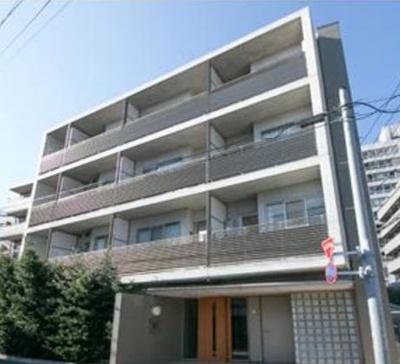 都営浅草線「馬込」駅より徒歩3分のマンションです