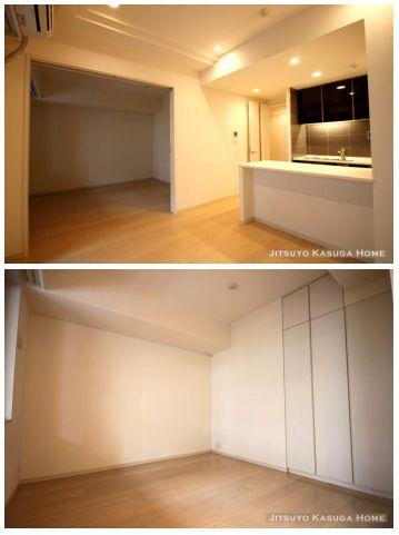 居室は6帖あります。