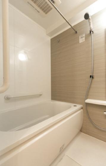【浴室】ヴェルデコート西新宿