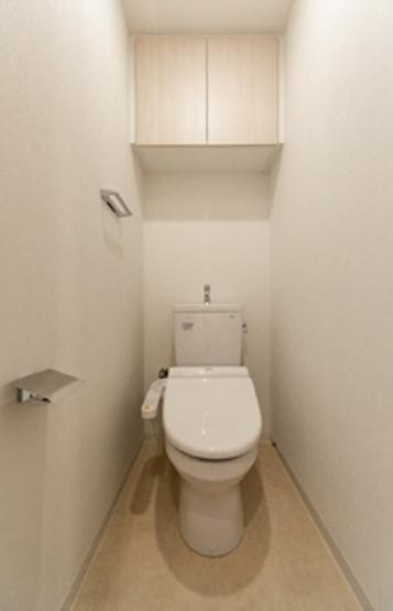 【トイレ】ヴェルデコート西新宿