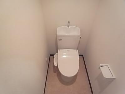 【トイレ】ライオンズマンション千葉浜野町