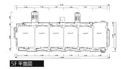 【区画図】シティマンション春日