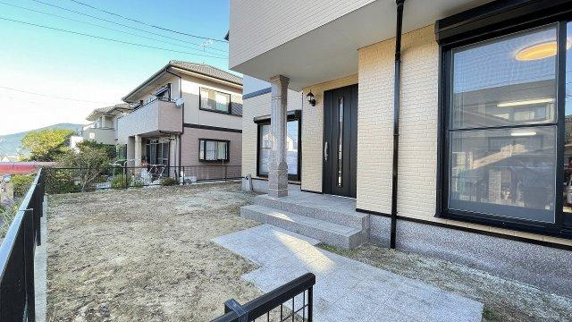 【庭】糸島市美咲が丘3丁目 戸建て
