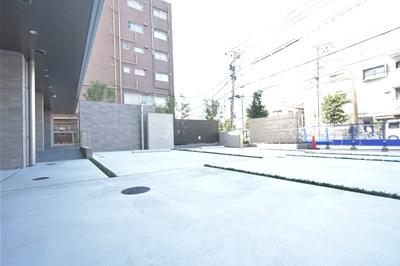 【駐車場】フレンシア高円寺北