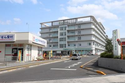 社会医療法人社団蛍水会名戸ヶ谷病院 512m