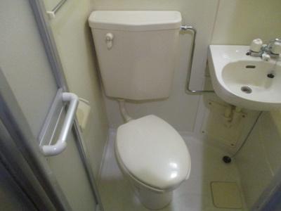 【トイレ】パークアベニュー