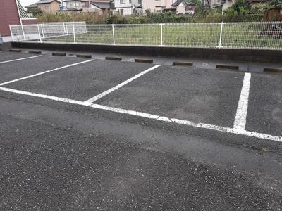 【駐車場】クレストールさくらい