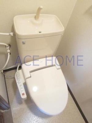 【トイレ】スカイ松屋町