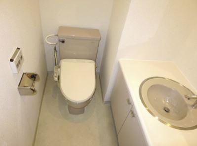 【トイレ】エトワール下馬