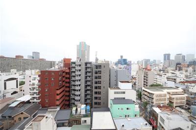 【展望】エスリード天神橋筋六丁目