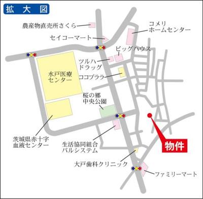 桜の郷エリアに新築物件!!