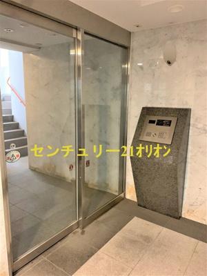 【エントランス】ヴィータローザCQレジデンス練馬富士見台