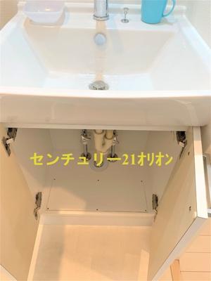 【洗面所】ヴィータローザCQレジデンス練馬富士見台