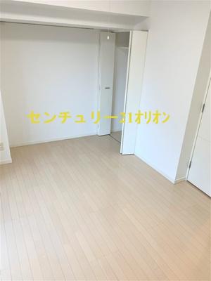【居間・リビング】ヴィータローザCQレジデンス練馬富士見台