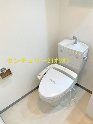【トイレ】ヴィータローザCQレジデンス練馬富士見台