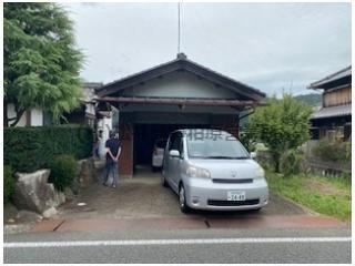 【駐車場】北野中古戸建1150万円