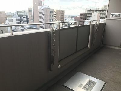 【バルコニー】グランドメゾン阪神西宮