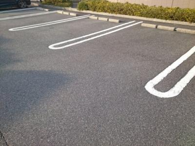 【駐車場】エスポワール