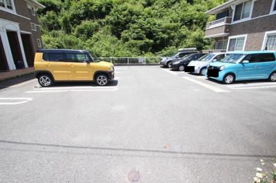 【駐車場】ブリッサ瀬野Ⅱ