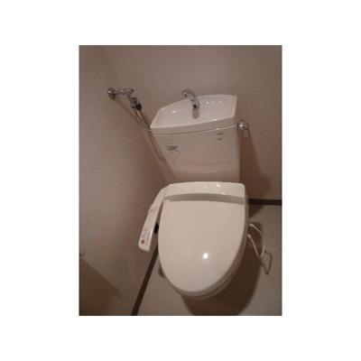 【トイレ】Soleado 南4条