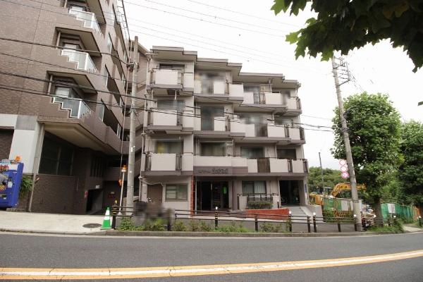 【外観】セザール赤塚公園